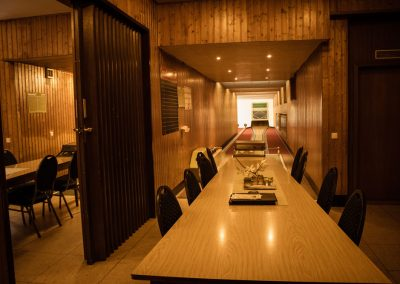 Restaurant Santorini Kegelbahn