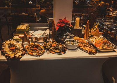 Weihnachtsbuffet
